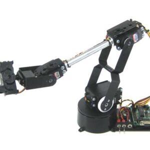 Brazo Robotico AL5D