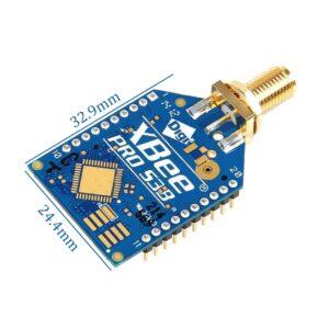 XBee Pro 900 conector RPSMA