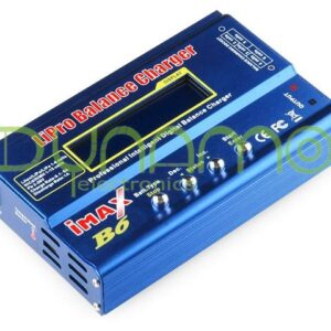 Cargador/balanceador batería Polímero Li-Ion 50W, 5A