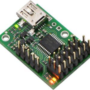 Controlador de Servos 6 Canales USB