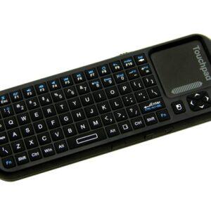Mini wireless teclado Raspberry
