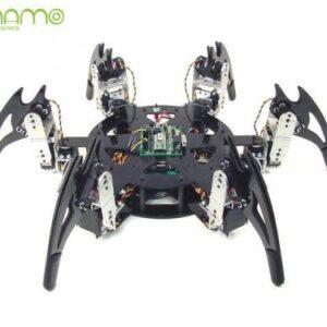 Robot Hexápodo CH3 Lynxmotion