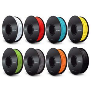 Filamentos ABS (diferentes colores)