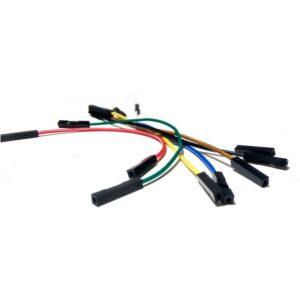 Cable montaje protoboard o arduino 10cm H-H