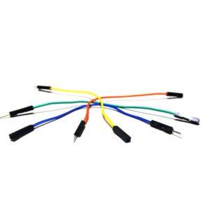 Cable montaje protoboard o arduino 15cm