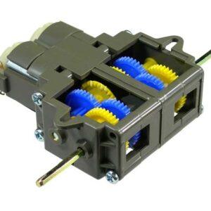 GearBox Cuatro Configuraciones (Tamiya)