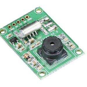 Cámara color TTL interfase Serial link sprite