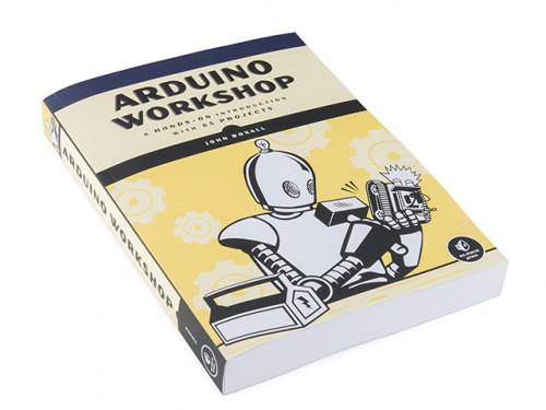 Arduino Workshop (Libro)