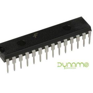 ATMEGA328 con bootloader (micro Arduino UNO)