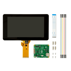 pantalla-raspberry display 7