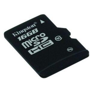 Memoria uSD 16Gb clase 10