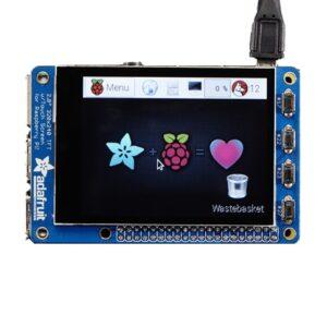 "Pi TFT Plus 2,8"" 320x240 Touchscreen capacitivo"