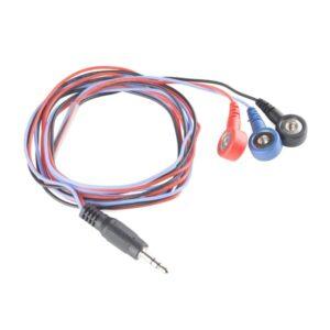 Cable para electodos x 3