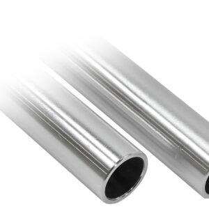 Tubo aluminio diámetro 1 pulgada