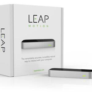 Leap motion sensor de movimiento