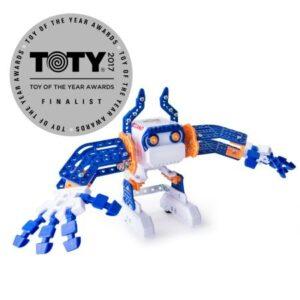 Blue basher Robot Niños