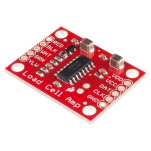 Amplificador para Celda de carga HX711