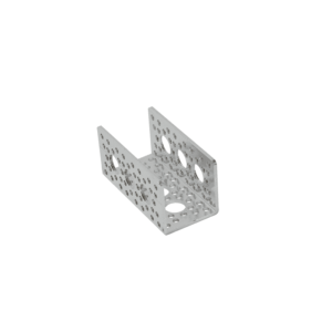 canal aluminio 7cm