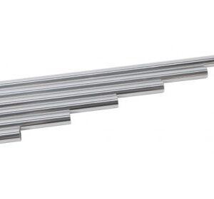 Tubo de aluminio 1/2 pulgada elige la longitud