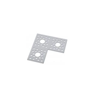 angulo aluminio plano