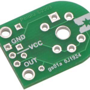 Board para sensores MQ