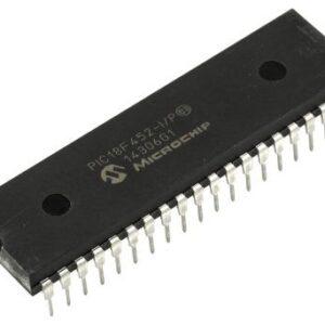 MIcrocontrolador PIC18F452