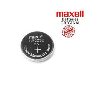 Batería CR2032 tipo botón