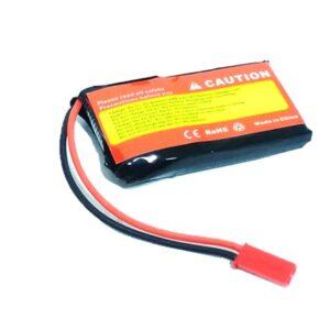 Batería Polimero Ion litio 3.7V 1000mah