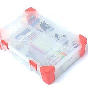 Caja organizadora electronica