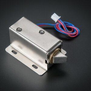 Cerradura electrónica 12 VDC