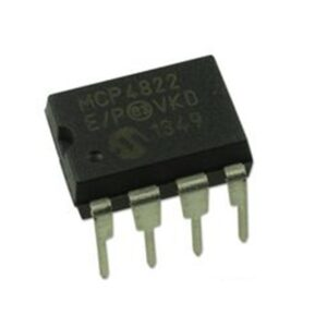 MCP4822