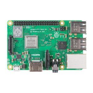 Raspberry Pi 3 Colombia