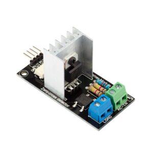 Rele doble en board compatible arduino