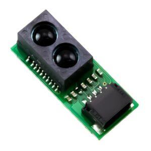 GP2Y0E02A sensor distancia analógico