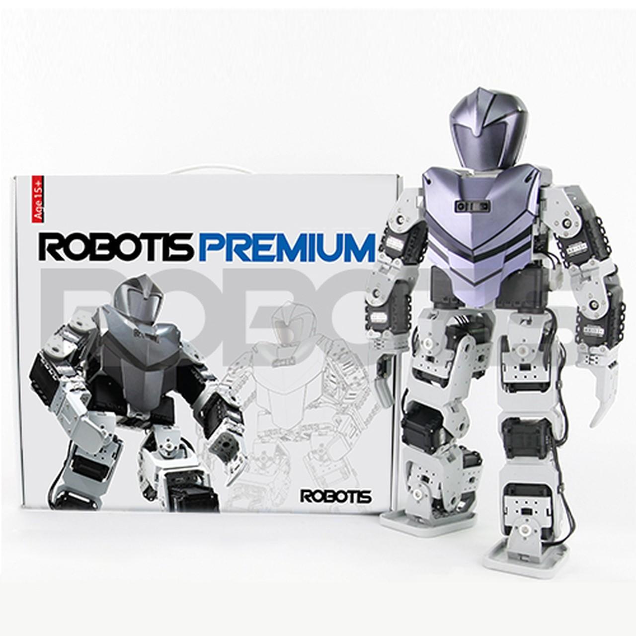 ROBOTIS Premium kit de robotica