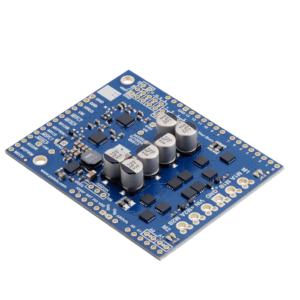 Shield de motores para arduino