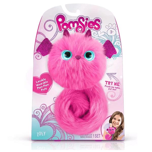 mascota interactiva zoey-ponsey